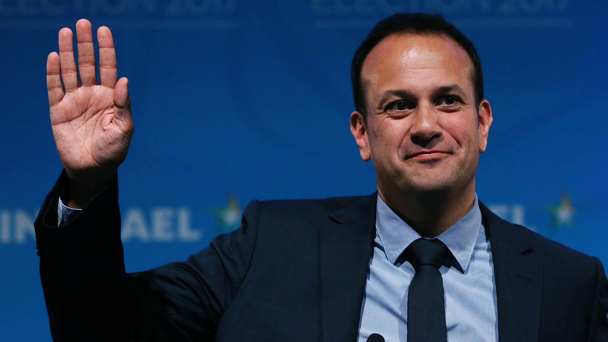 Leo Varadkar Officially Becomes Taoiseach Of Ireland